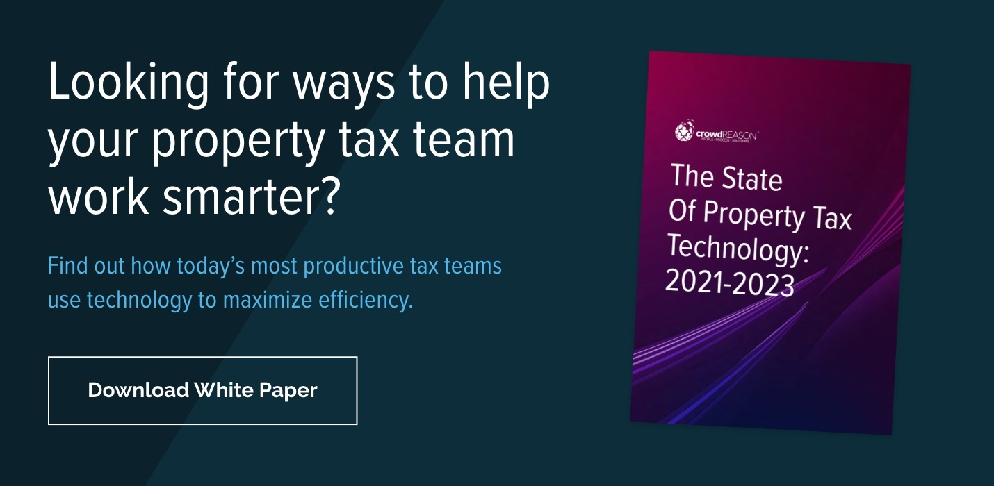 Download Now: The State Of Property Tax Technology: 2018-2020