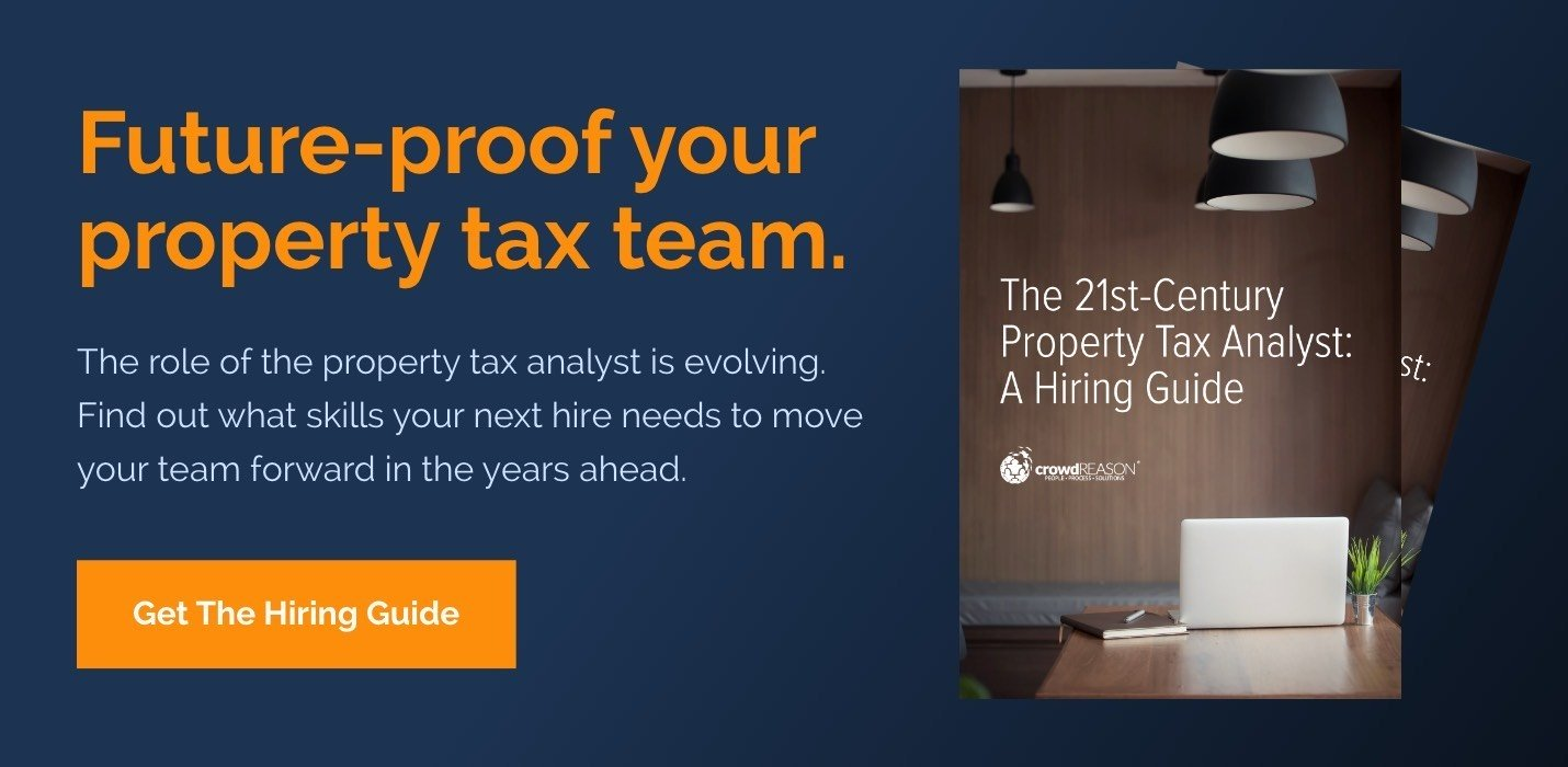 Download Now: 21st-Century Property Tax Analyst: A Hiring Guide
