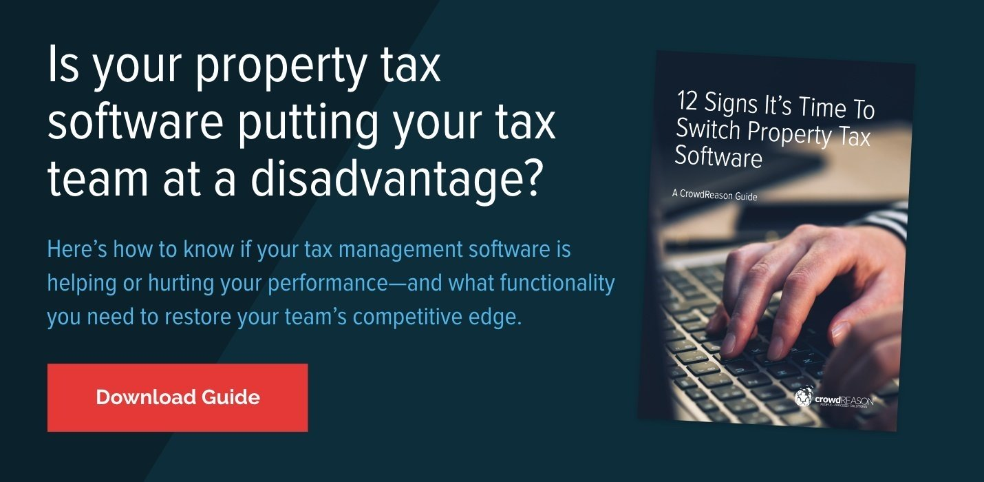 Download Now: 12 Signs It's Time To Switch Property Tax Software