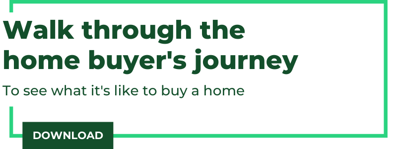 Business Owner Home Buying Journey