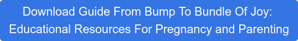 Download Guide From Bump To Bundle Of Joy:  Educational Resources For Pregnancy and Parenting