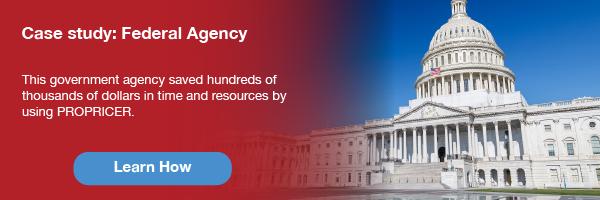 Federal Agency case study