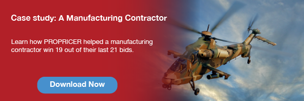 Manufacturing Contractor Case Study Call to Action