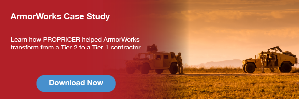 ArmorWorks transform from a Tier-2 to a Tier-1 contractor