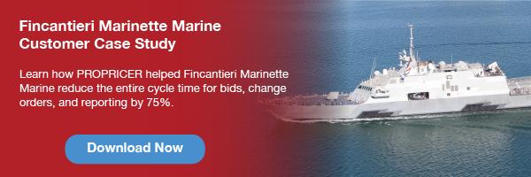 Fincantieri Marinette Marine Customer Case Study