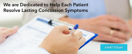 Resolve Lasting Concussion Symptoms