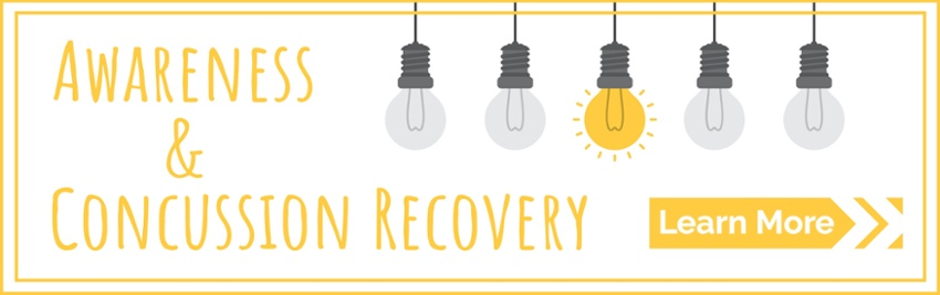 Awareness & Concussin Recovery