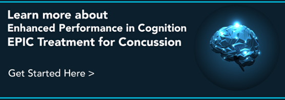 Learn more about EPIC Treatment for concussion