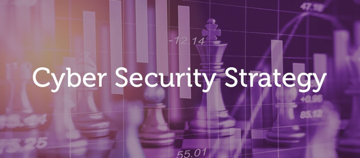 cyber security strategy page