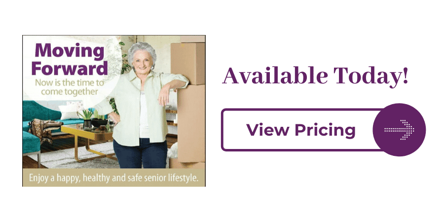 View Pricing for Independent Living Senior Apartments Available Today