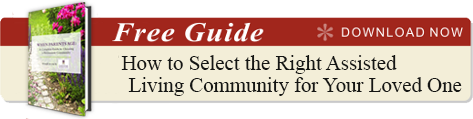 Guide to move to a retirement community