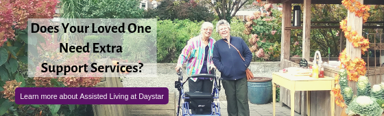 Learn More About Assisted Living at Daystar