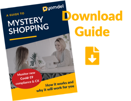Mystery Shopping Brochure