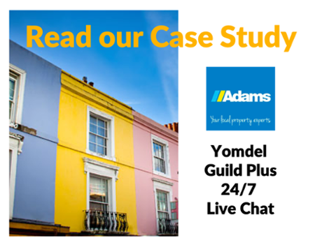 Yomdel Guild Adams Live Chat Case Study
