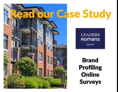 Leaders Romans Brand Profiling Case Study