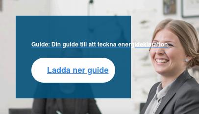 Guide: Din guide till att teckna energideklaration Ladda ner guide