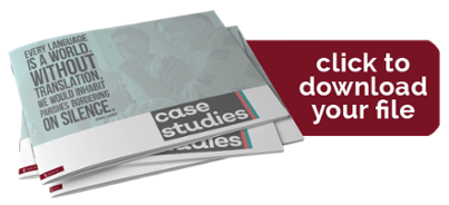 Click here to download case studies of G3 Translate's recent work!