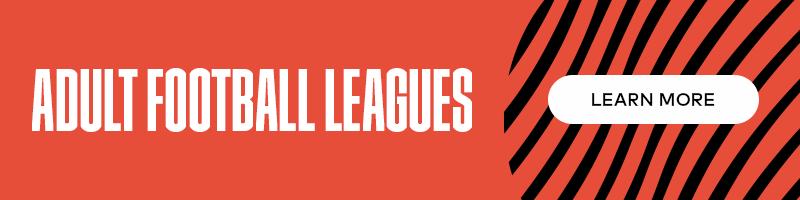Adult Football leagues