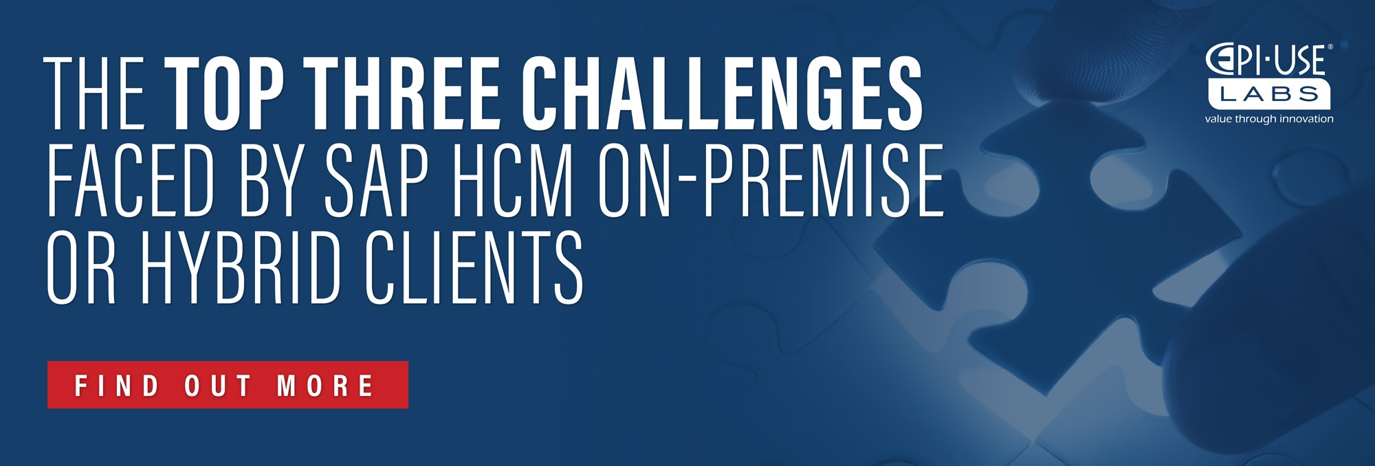 Top three challenges faced by SAP HCM clients