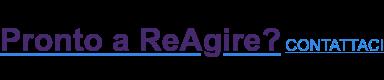 Pronto a ReAgire? CONTATTACI <https://info.integrasolutions.it/formc4>