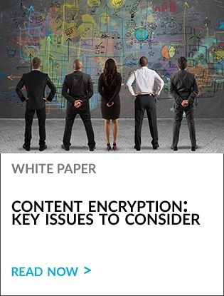 Content Encryption: Key Issues to Consider