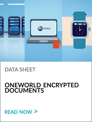OneWorld Encrypted Documents