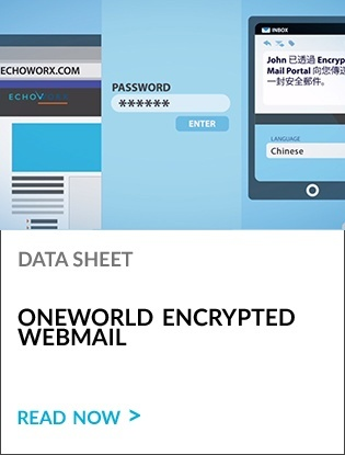 OneWorld Encrypted Webmail