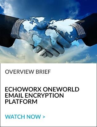 Echoworx OneWorld Platform Overview