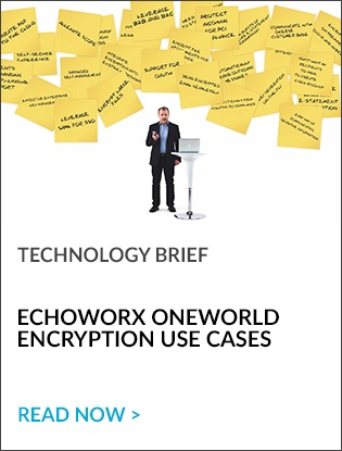 OneWorld Email Encryption Use Case Scenarios