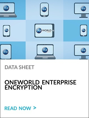 OneWorld Enterprise Encryption