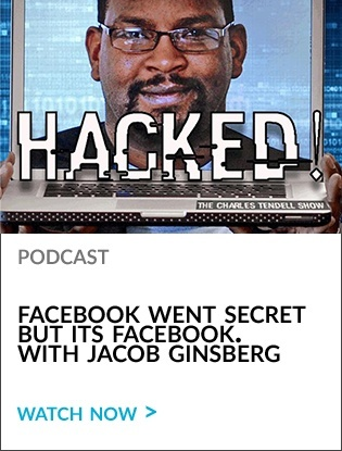 Facebook Went Secret But Its Facebook. With Jacob Ginsberg