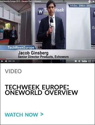 Echoworx at TechWeek Europe