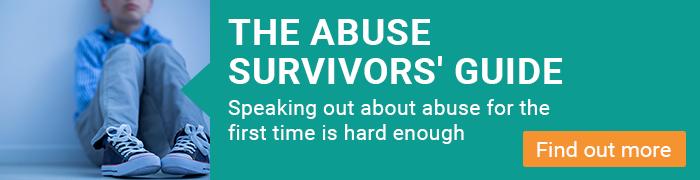 The abuse survivors' guide