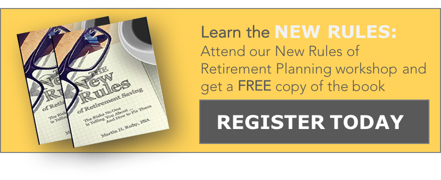 New Rules of Retirement Workshop