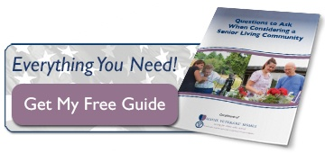 Guide: Choosing a Senior Living Community