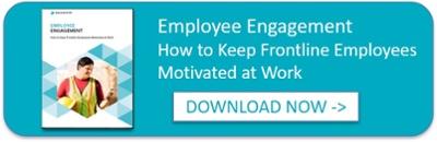 Beekeeper eBook - Employee Engagement of Frontline Employees