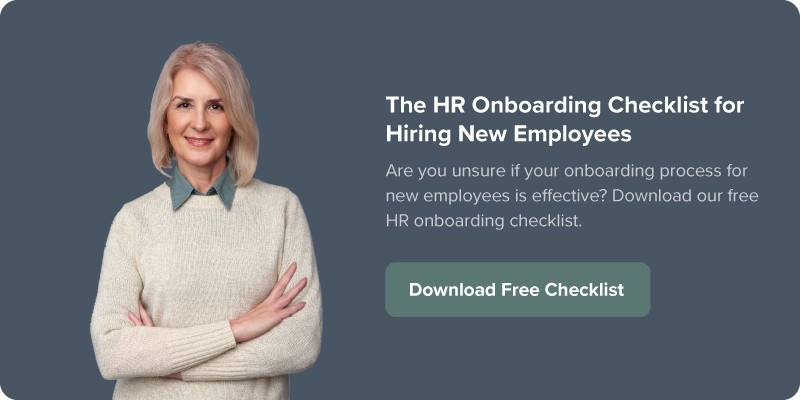 The HR Onboarding Checklist for Hiring New Employees | Download Free Checklist