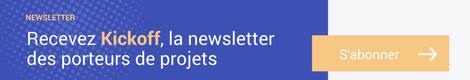 S'abonner à la newsletter Kickoff