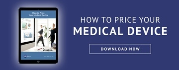 Medical device pricing strategy