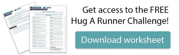 free hug a runner challenge pdf