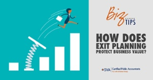 How Does Exit Planning Protect Business Value?