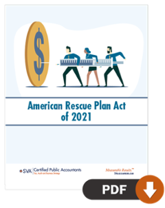 American Rescue Plan Act of 2021 CTA