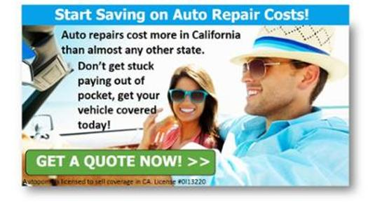 Start Saving on Auto Repair Costs!