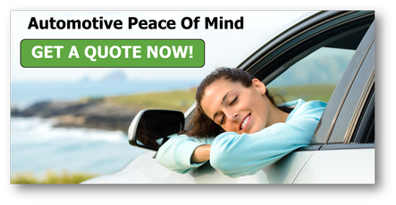 Vehicle Protection Plan - Start Enjoying Peace of Mind!