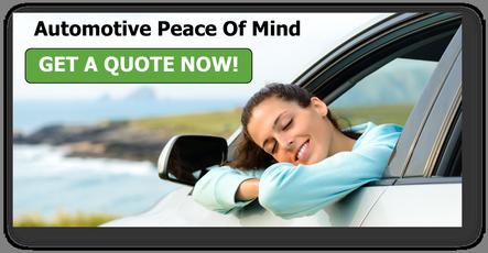 Vehicle Protection Plan - Start Enjoying Peace of Mind!