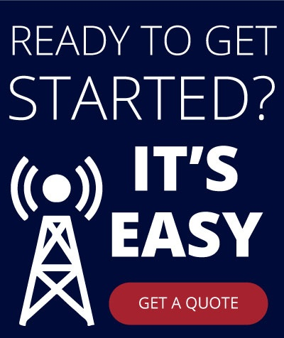 Get a wireless internet quote
