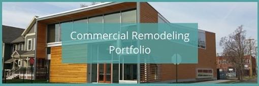 Commercial Remodeling Portfolio CTA
