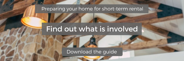 madecomfy guide to preparing your home for short-term rentals