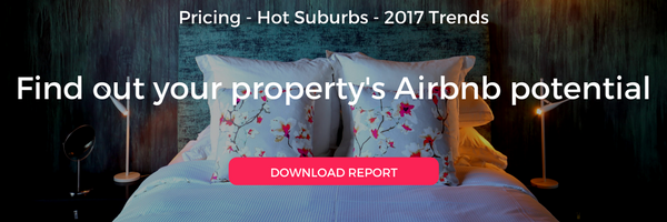 short term rental report