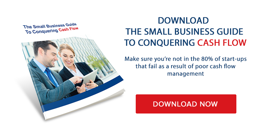 Download the small business guide to conquering cash flow